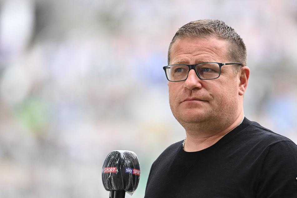 Gladbach-Manager Max Eberl (47) will Klarheit. Noch vor den BVB-Spiel im DFB-Pokal soll alles klar sein.