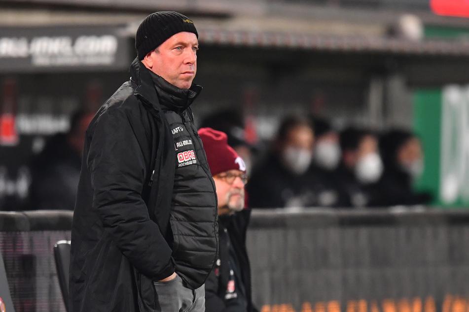 Coach Markus Kauczinski (50) wurde vor Kurzem positiv auf Covid-19 getestet.