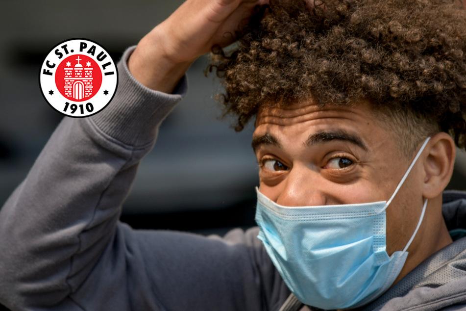 Vertrag verlängert: Profi Luis Coordes bleibt beim FC St. Pauli