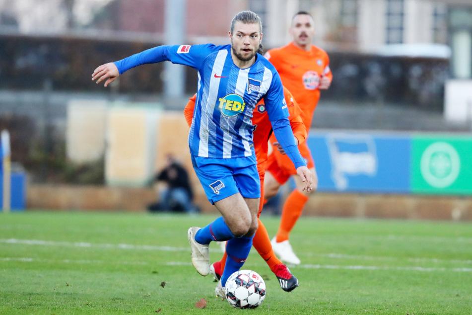 Der Vertrag von Alexander Esswein (30) bei Hertha BSC war in diesem Sommer ausgelaufen und nicht verlängert worden.