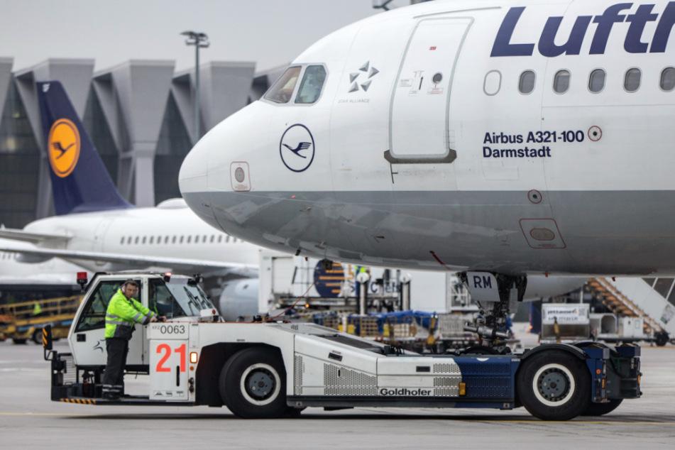 Wegen Corona: Lufthansa verliert jede Stunde eine Million Euro!