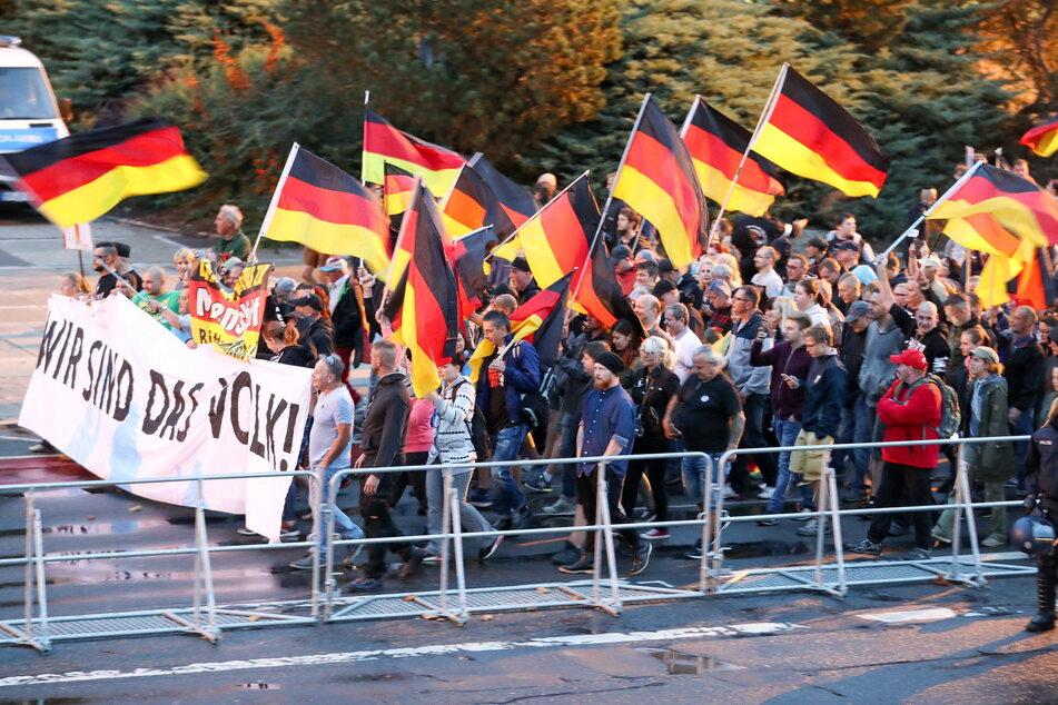 Die Ereignisse im Spätsommer 2018 begleiten Chemnitz bis heute.