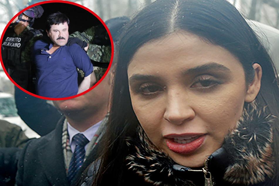 """Ehefrau von Drogenbaron """"El Chapo"""" in den USA festgenommen!"""