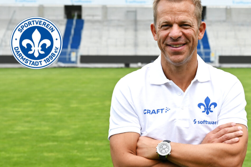 Markus Anfang ist neuer Trainer bei Darmstadt 98: Diese Pläne hat er mit den Lilien