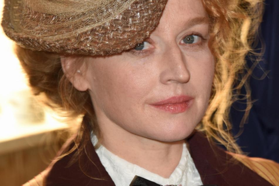 Schauspielerin Brigitte Hobmeier (44) hat früher als Verkäuferin von Lebkuchenherzen auf dem Oktoberfest gearbeitet.