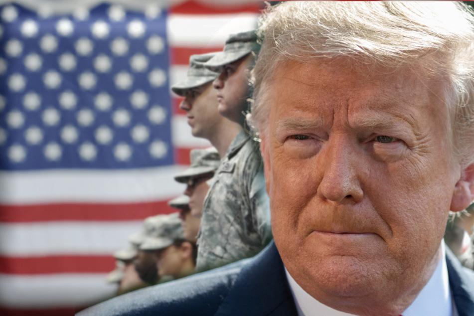 """Trump """"bestraft"""" Deutschland: Der Abzug der US-Truppen und deren Auswirkungen"""