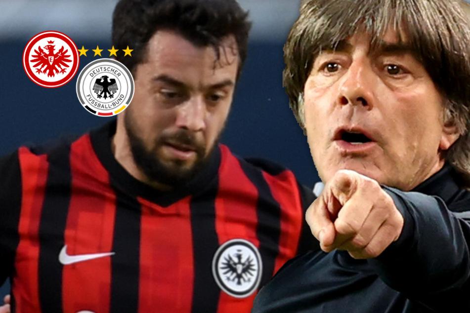Nach Gala gegen FC Bayern: Holt Löw Eintrachts Younes nun zurück in DFB-Elf?