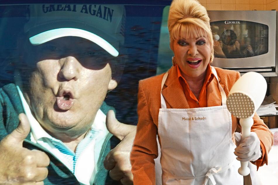 Sie ist genervt! Das sagt Ex-Frau Ivana über Donald Trump