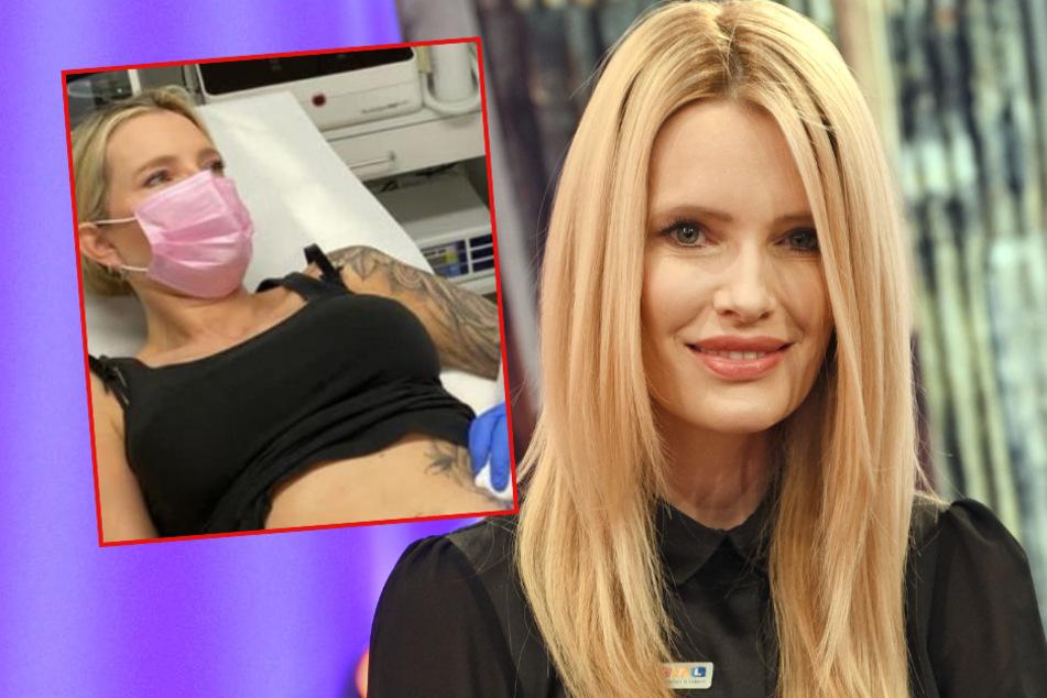 """Krebs-Diagnose bei Model Mirja du Mont: """"So harmlos sah die Stelle aus!"""""""