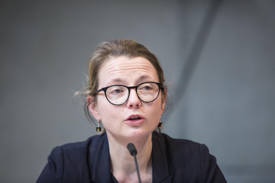 Kulturbürgermeisterin Annekatrin Klepsch (43, Linke) hält die Steigerungen für angemessen.