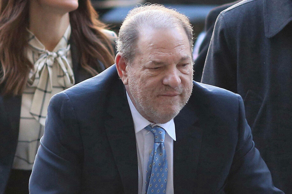 New lawsuit accuses Harvey Weinstein of sexual assault, attempted rape