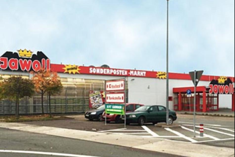 Tatort war der Jawoll-Sonderpostenmarkt in der Calbeschen Straße in Schönebeck. (Archivbild)