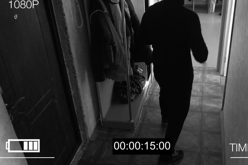 Von dem Einbruch hatte Kirsty Macdonald (36) Videomaterial (Symbolbild).
