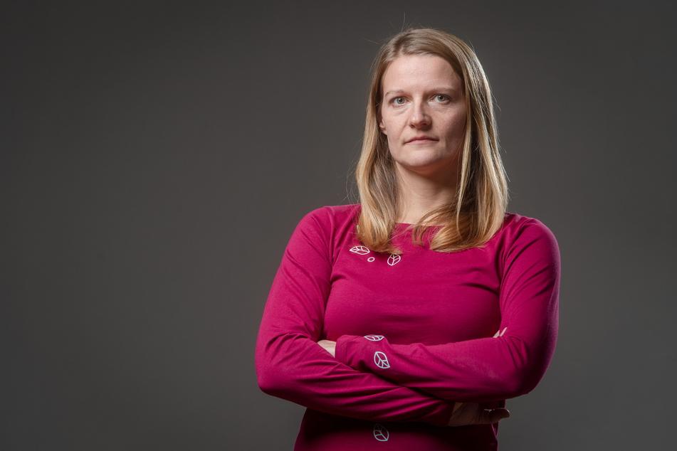 Christin Furtenbacher (35, Grüne) hält neue Kitas in der Stadt aktuell für unnötig.