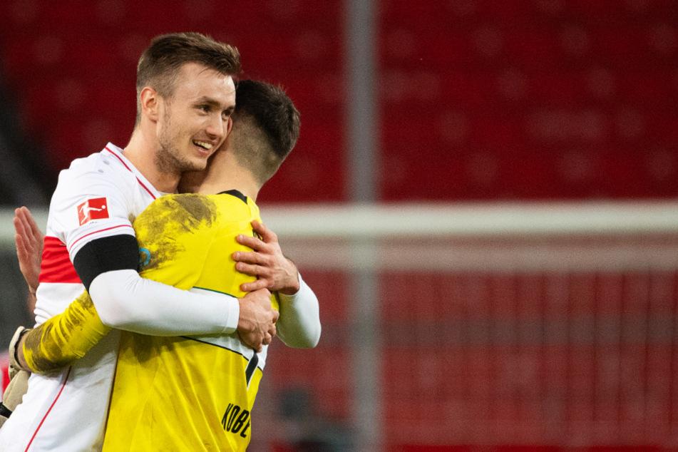 VfB-Star Sasa Kalajdzic (23) wird offenbar von einigen Top-Klubs gejagt.