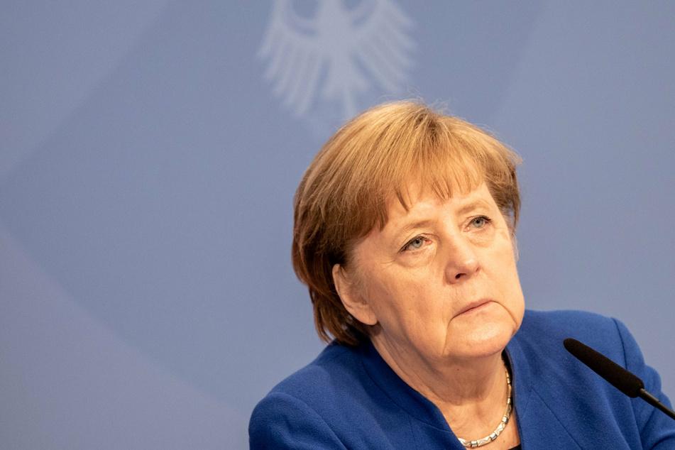 Bundeskanzlerin Angela Merkel (66, CDU) würdigte in einer Videobotschaft das Engagement des Verbandes und dankte den Helfern.