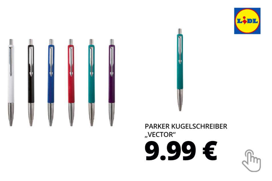 """PARKER Kugelschreiber """"Vector"""""""