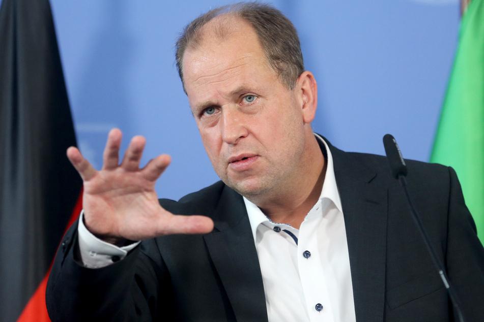 Der nordrhein-westfälische Familienminister Joachim Stamp (FDP).