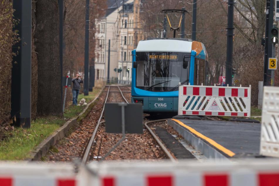 Wegen Bauarbeiten: CVAG leitet Straßenbahnlinien 1 & 2 um