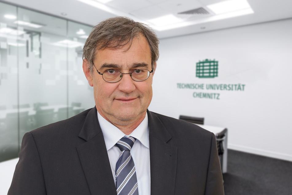 Prof. Uwe Götze ist Prorektor der Technischen Universität Chemnitz sowie Mitglied im Wirtschaftsbeirat der Stadt Chemnitz.