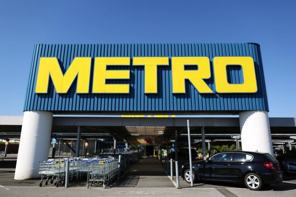 Metro hat mit sinkendem Umsatz zu kämpfen