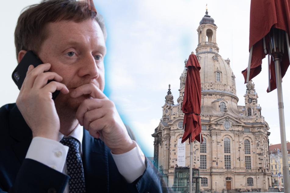 Ausgangsbeschränkungen in Sachsen bis 20. April verlängert!