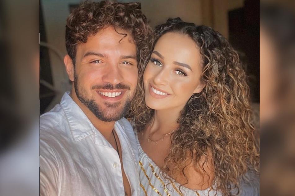 """Samira (23) und Yasin (30) sind seit """"Love Island"""" ein Paar."""