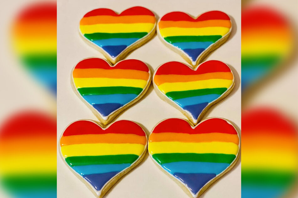 Confections bakery received a wave of support after photos of their Pride Month cookies went viral.