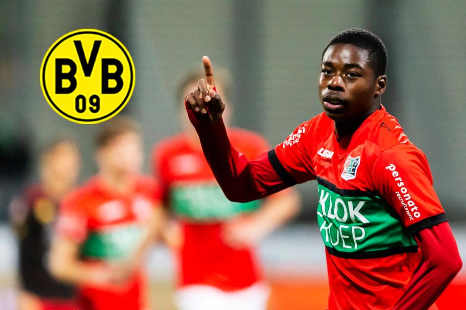 BVB-Transferziel heizt vorm Bayern-Spiel Gerüchte an!