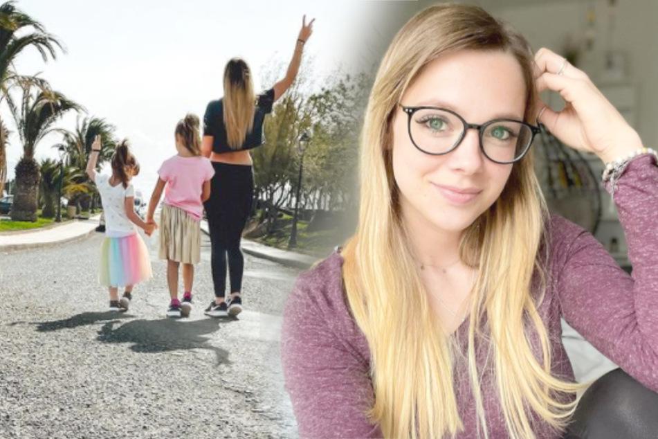 """Anne Wünsche: Anne Wünsches Tochter musste ins Krankenhaus: """"Hat den halben Flughafen zusammengeschrien"""""""