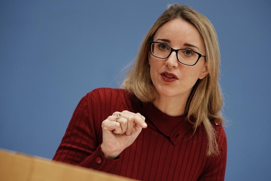 Alena Buyx (43), Vorsitzende Deutscher Ethikrat.