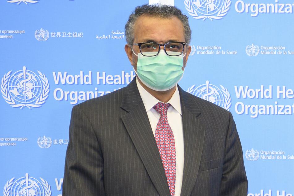Der Chef der Weltgesundheitsorganisation (WHO): Tedros Adhanom Ghebreyesus.