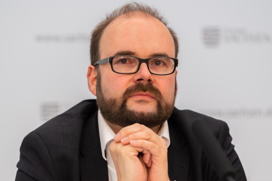 Sachsens Kultusminister Christian Piwarz.