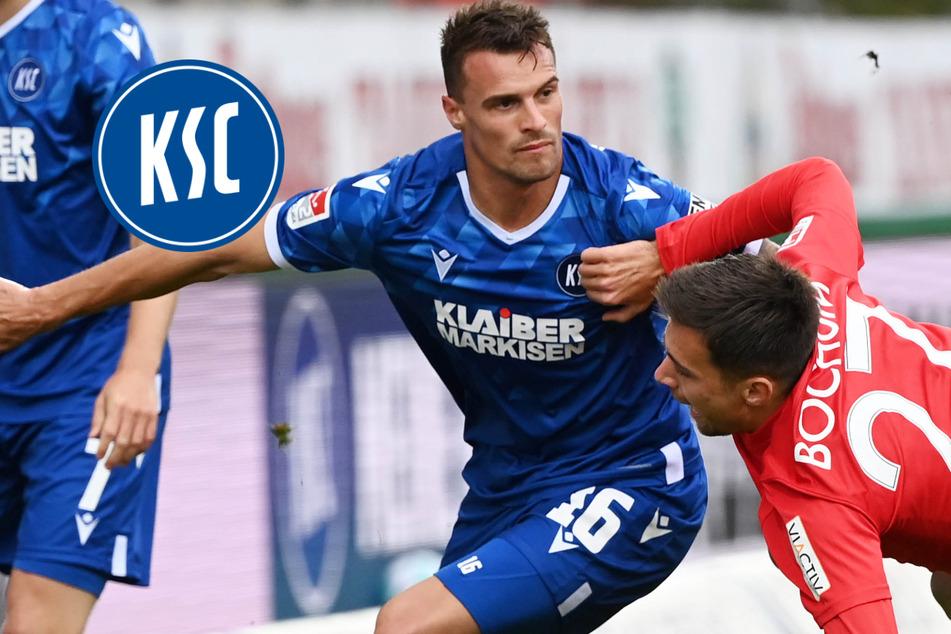 Nächster Corona-Fall beim KSC: Was bedeutet das für die Partie gegen Osnabrück?