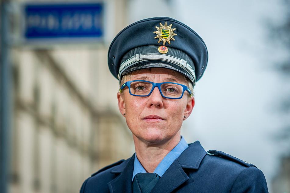 Sprecherin Jana Ulbricht (43) erklärt, dass die Polizei diese Entwicklung Jahr für Jahr beobachte - immer wenn die Temperatur steigt.