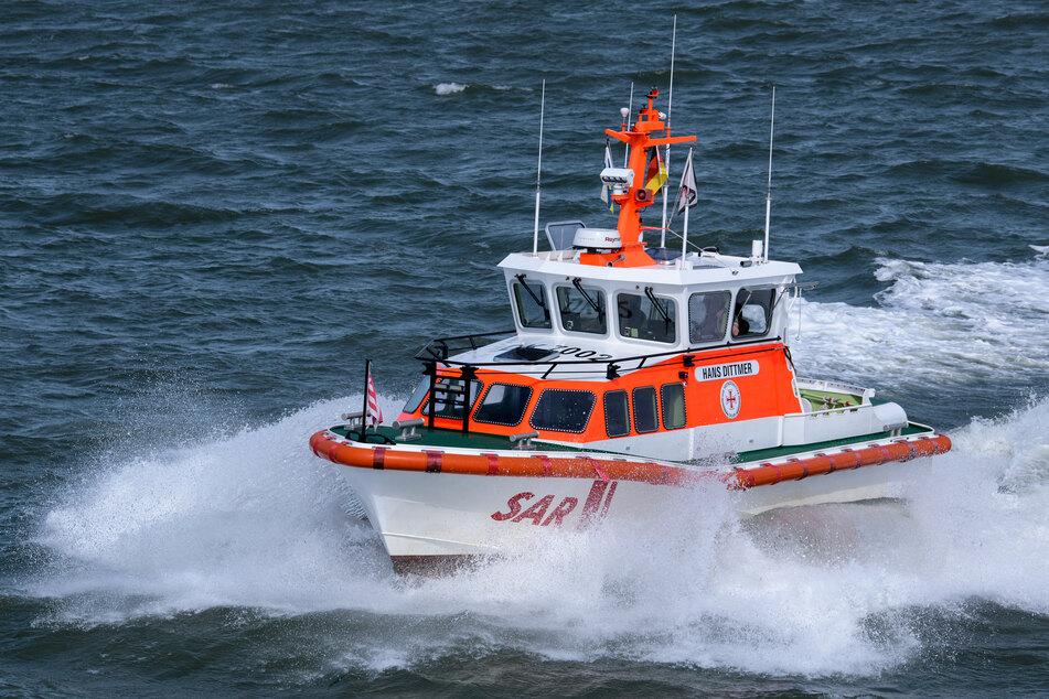Gefahr auf Nord- und Ostsee: So oft rücken die Seenotretter aus!