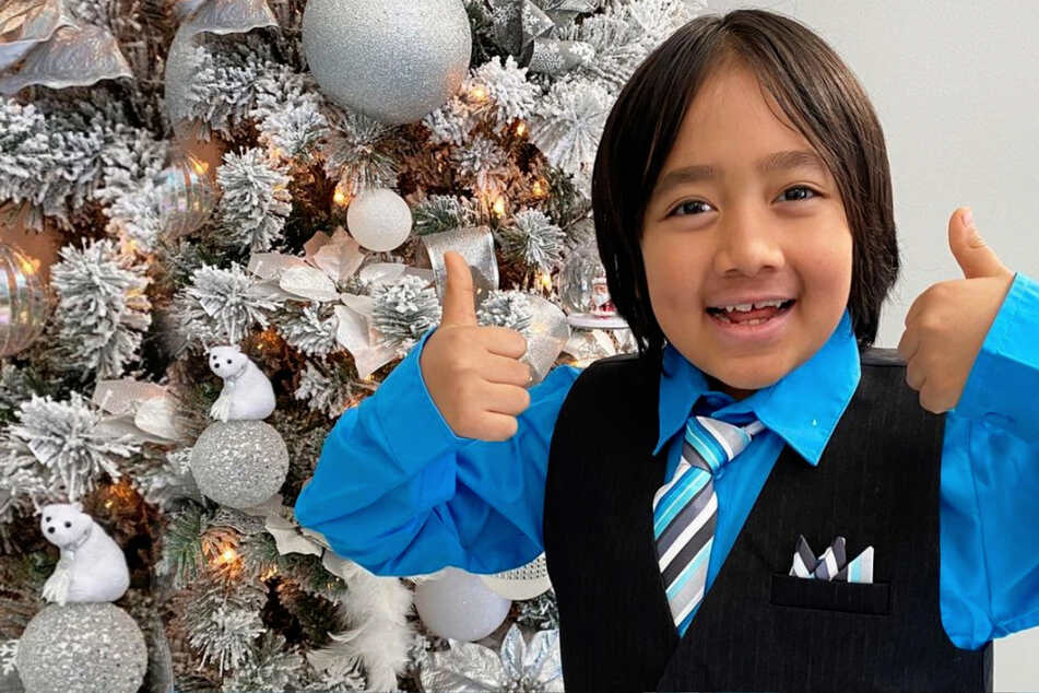 This 9-year-old earns more than any other YouTuber in the world