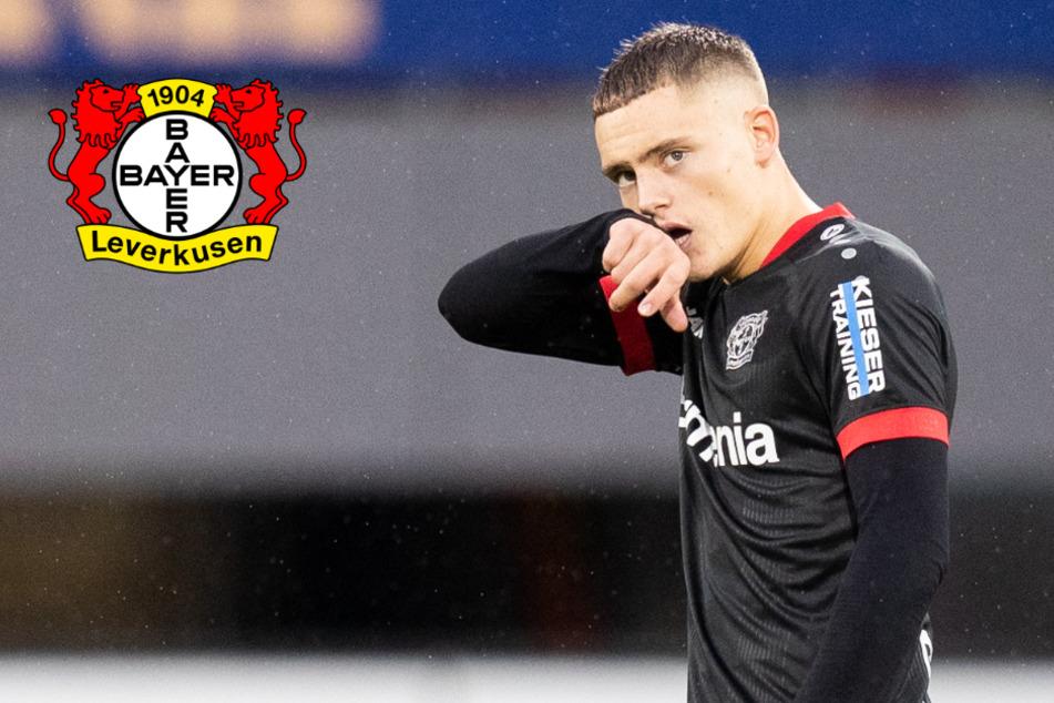 """Leverkusens Florian Wirtz vor Rückkehr nach Köln: """"Soll seine Arbeit machen"""""""