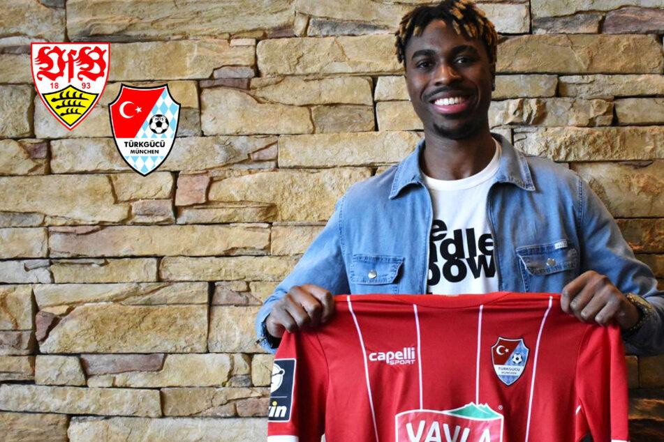 VfB verleiht Maxime Awoudja zu Türkgücü München, weiterer Spieler vor dem Absprung