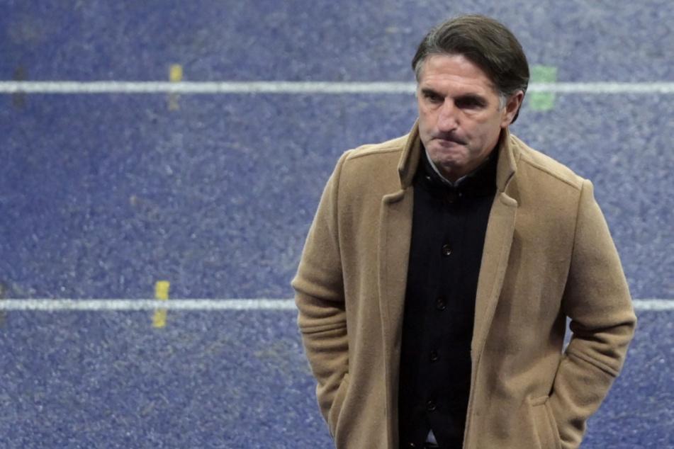 Bruno Labbadia steht gegen Werder Bremen gewaltig unter Druck.