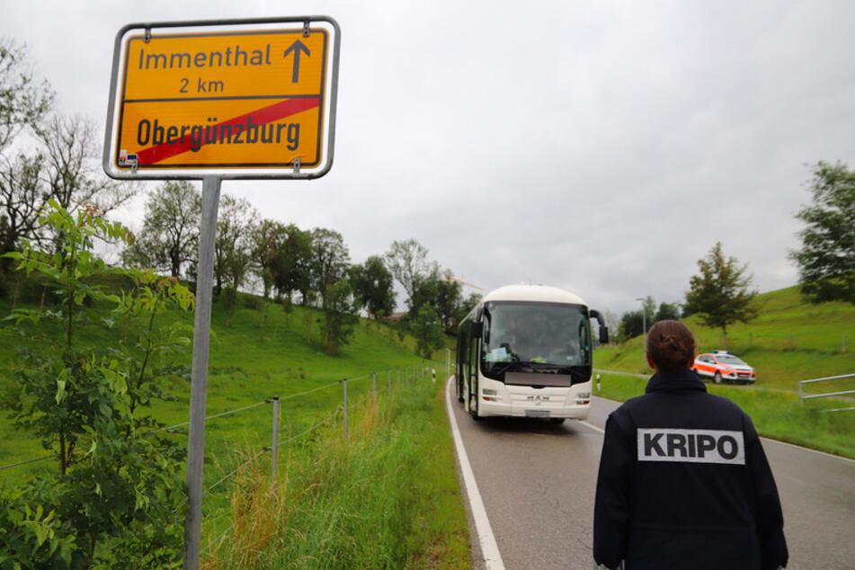 Mordprozess nach Bus-Attacke: Mann tötet Ehefrau, Schüler müssen alles mitansehen