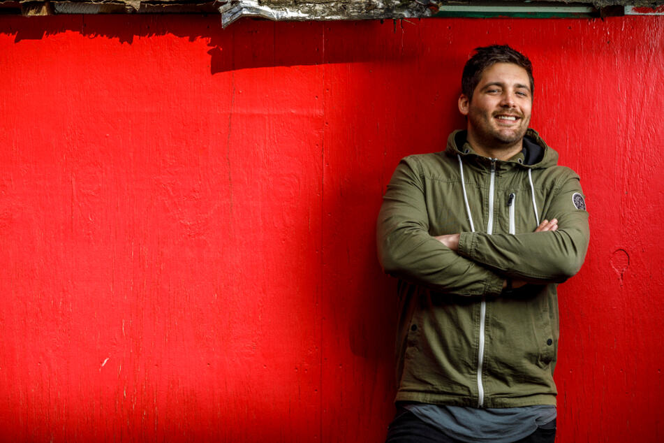 Tim-Philip Jurgeleit (31) machte aus seinen beiden Vornamen den neuen Künstlernamen Tim Philip.