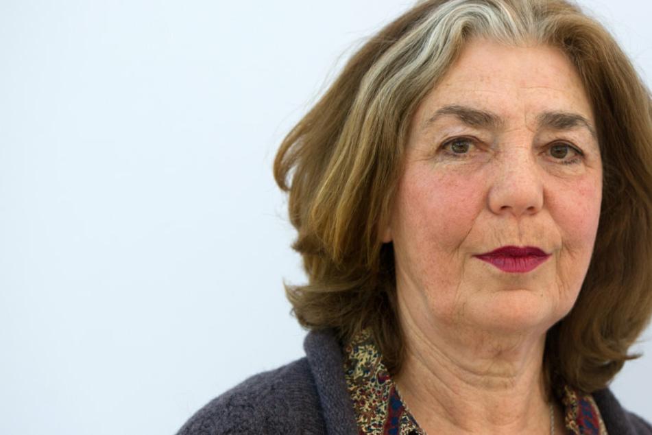 Schriftstellerin Irina Liebmann in Berlin mit dem Uwe-Johnson-Preis geehrt