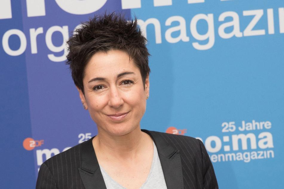 Dunja Hayali 2017 zum 25. Geburtstag des ZDF-Morgenmagazins