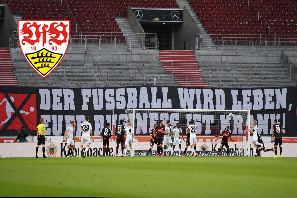 Sonderstellung Profifußball: VfB-Ultras schließen sich Kritik an