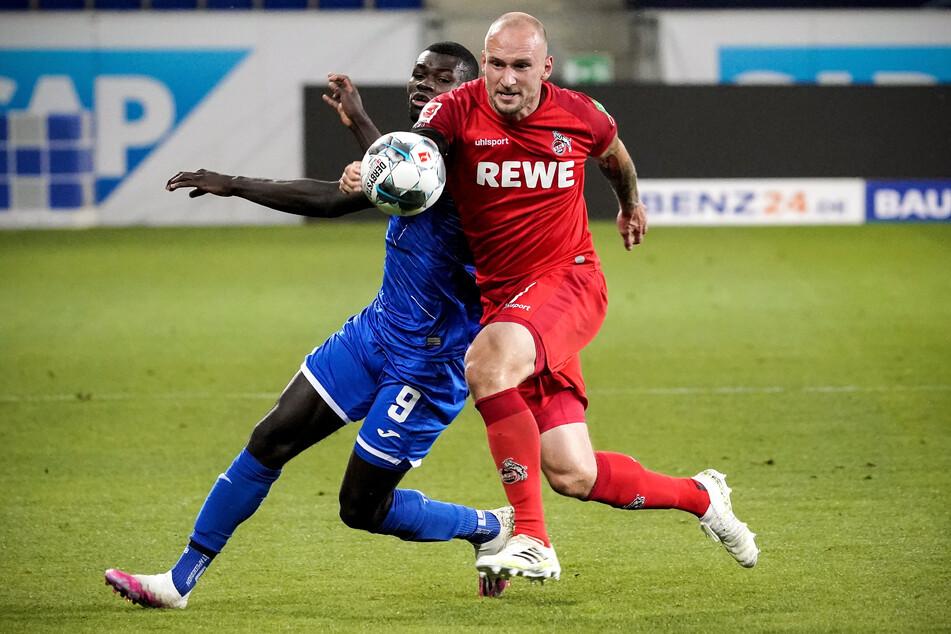 Toni Leistner (29) kann sich einen Verbleib beim 1. FC Köln gut vorstellen.