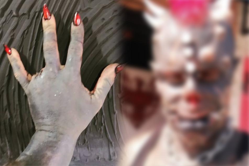 Influencer lässt sich Finger abschneiden und Stoßzähne implantieren, um wie Satan auszusehen