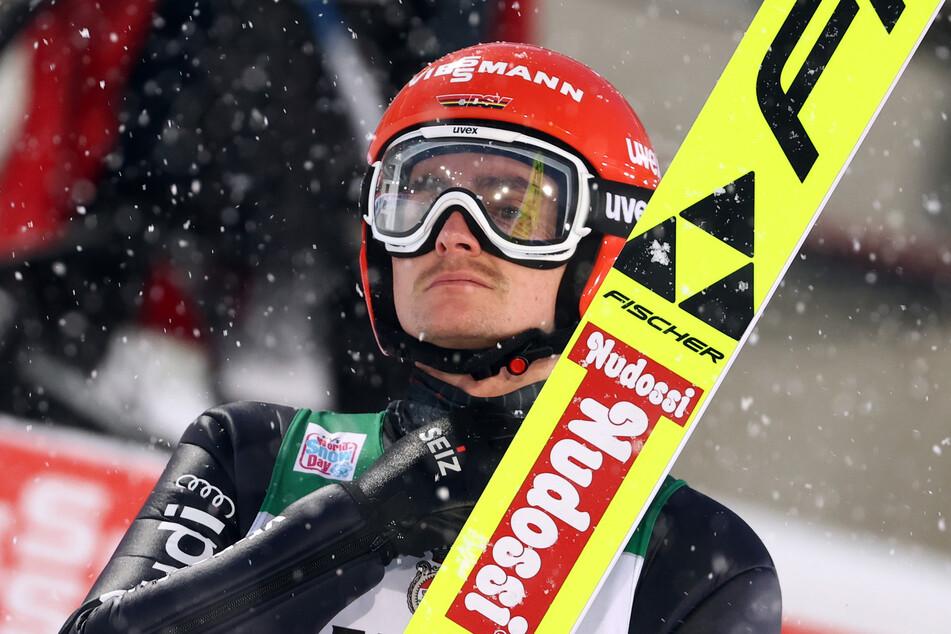 """Skisprung-Weltmeister Freitag: Ganz großer Haken an ein """"sch-Jahr"""""""
