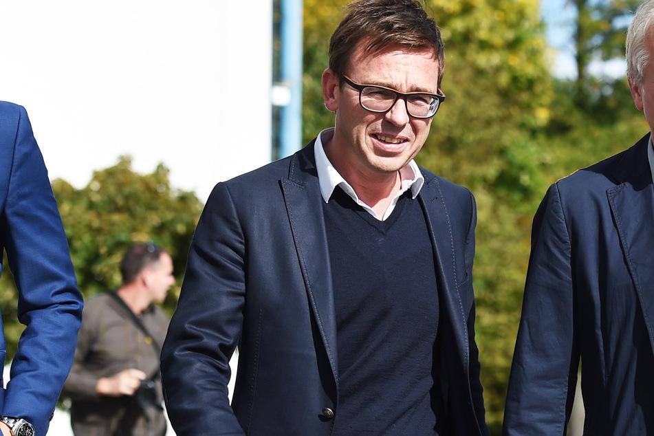 Markus Rejek, Geschäftsführer des Zweitliga-Tabellenführers Arminia Bielefeld. (Archivbild)