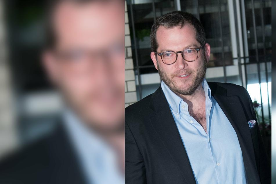"""Julian Reichelt (40), """"Bild""""-Chefredakteur, bei einer Veranstaltung im Februar 2020."""